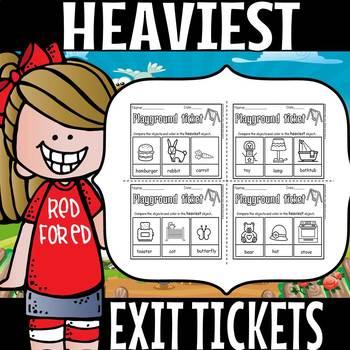 HEAVIEST EXIT TICKETS
