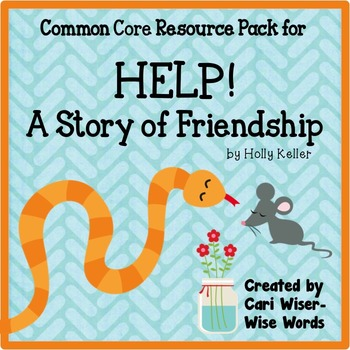 HELP! A Story of Friendship Resource Pack