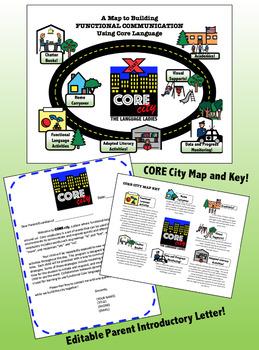 HELP: Complete Core Word Activity Set