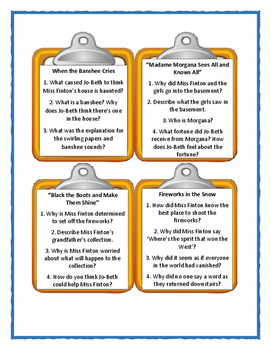 HELP! I'M A PRISONER IN THE LIBRARY! by Eth Clifford - Discussion Cards