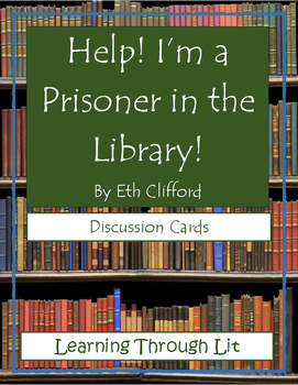 HELP! I'M A PRISONER IN THE LIBRARY! by Eth Clifford - Dis