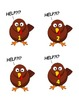 HELP ME FIND MY FEATHERS!!! Thanksgiving Missing Addends