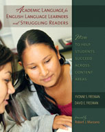 Academic Language for ELLs and Struggling Readers