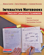 Interactive Notebooks and English Language Learners