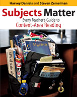 Subjects Matter: Every Teacher's Guide to Content Area Reading