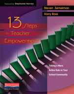 Thirteen Steps to Teacher Empowerment: Taking a More Active Role in Your School Community