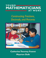 Young Mathematicians at Work: Constructing Fractions, Deci