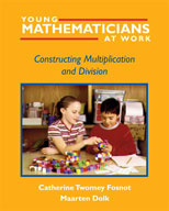 Young Mathematicians at Work: Constructing Multiplication