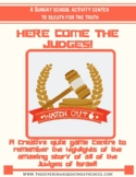 The 15 Judges of Israel