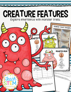 HEREDITY Creature Features - Inherited and Environmental Traits