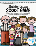 STEM Genetic Traits SCOOT Game Inherited and Environmental