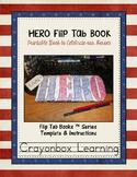 HERO Flip Book - Printable Book -   {Veteran's and Memorial Day}