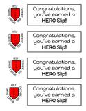 HERO Slips