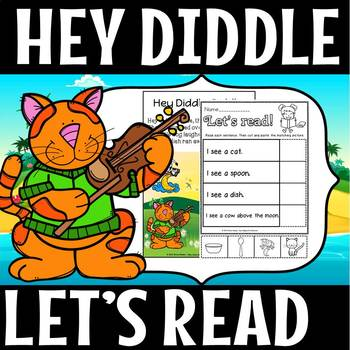 HEY DIDDLE DIDDLE READ AND POSTER