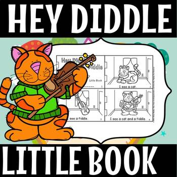 HEY DIDDLE DIDDLE READING LITTLE BOOK