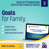 HF03 - Goals for Family - Distance Learning - Slides and Workbook