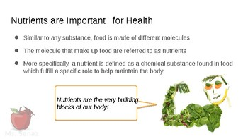 HFA4U - An introduction to the ABC of Nutrition
