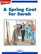 A Spring Coat for Sarah
