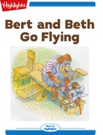 Bert and Beth Go Flying