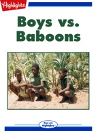 Boys vs. Baboons