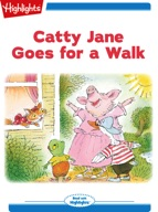 Catty Jane Goes for a Walk