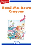 Hand-Me-Down Crayons