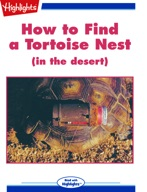 How to Find a Tortoise Nest