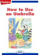 How to Use and Umbrella