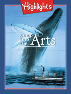 Jump Into the Arts