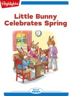 Little Bunny Celebrates Spring