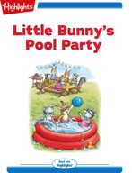 Little Bunny's Pool Party