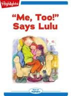 Me Too, Says Lulu