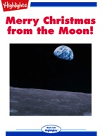 Merry Christmas from the Moon!