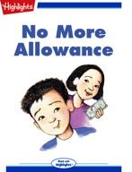No More Allowance