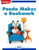 Panda Makes a Bookmark