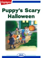 Puppy's Scary Halloween