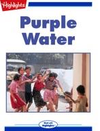 Purple Water