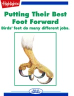 Putting Their Best Foot Forward