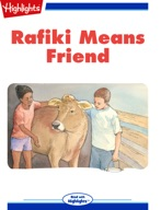 Rafiki Means Friend