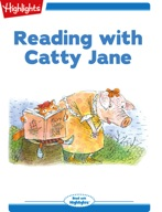 Reading with Catty Jane