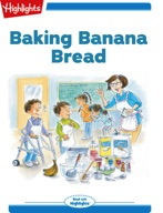 Tex and Indi: Baking Banana Bread