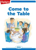 Tex and Indi: Come to the Table