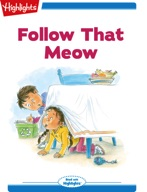 Tex and Indi: Follow That Meow!