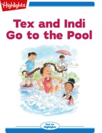 Tex and Indi: Go to the Pool