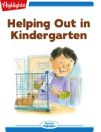 Tex and Indi: Helping Out in Kindergarten