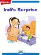 Tex and Indi: Indi's Surprise
