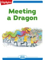 Tex and Indi: Meeting a Dragon