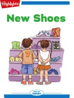 Tex and Indi: New Shoes