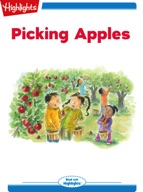 Tex and Indi: Picking Apples
