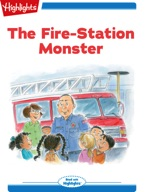 Tex and Indi: The Fire-Station Monster
